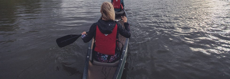 Introduction to Canoeing - Lake Tandem Canoe Certification