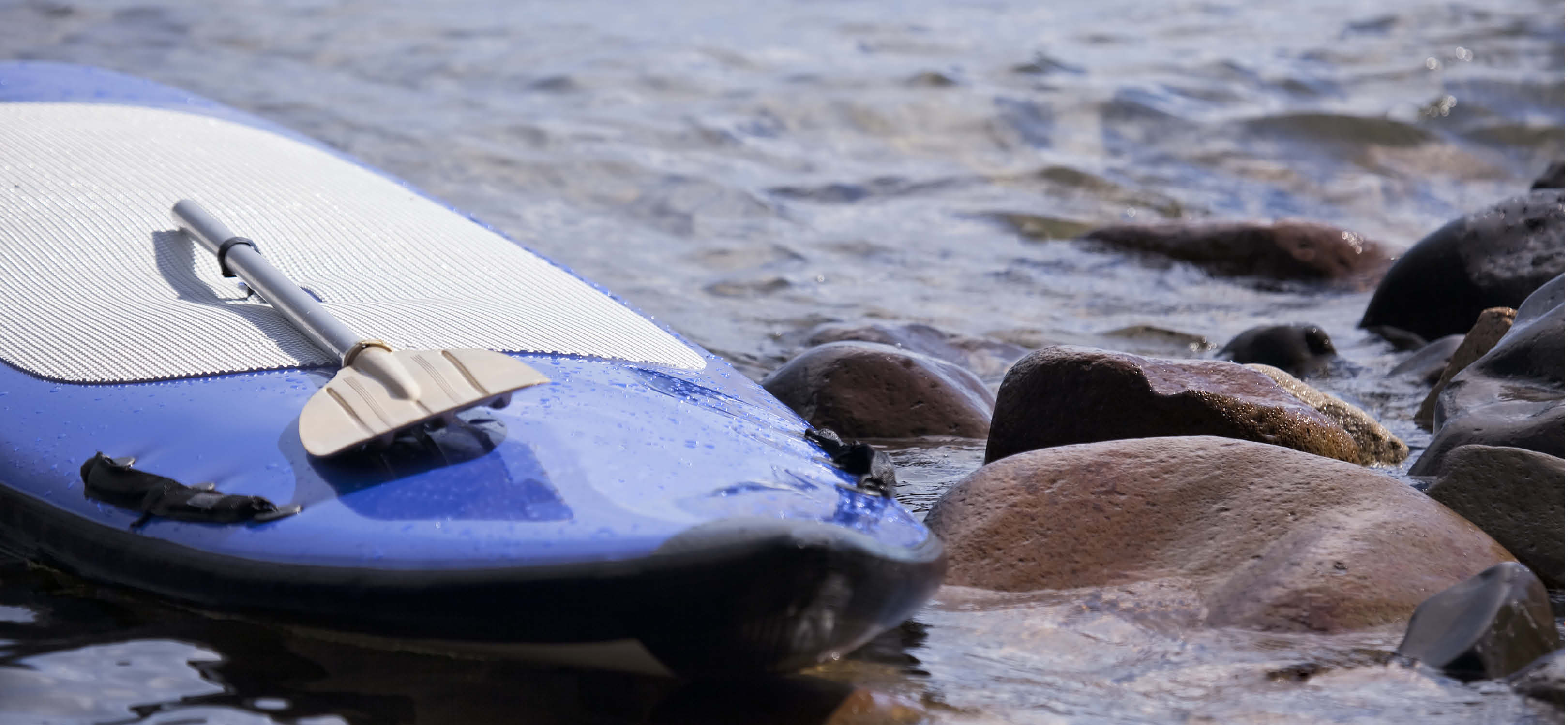 Advanced Stand Up Paddle Boarding - Paddle Canada Certification