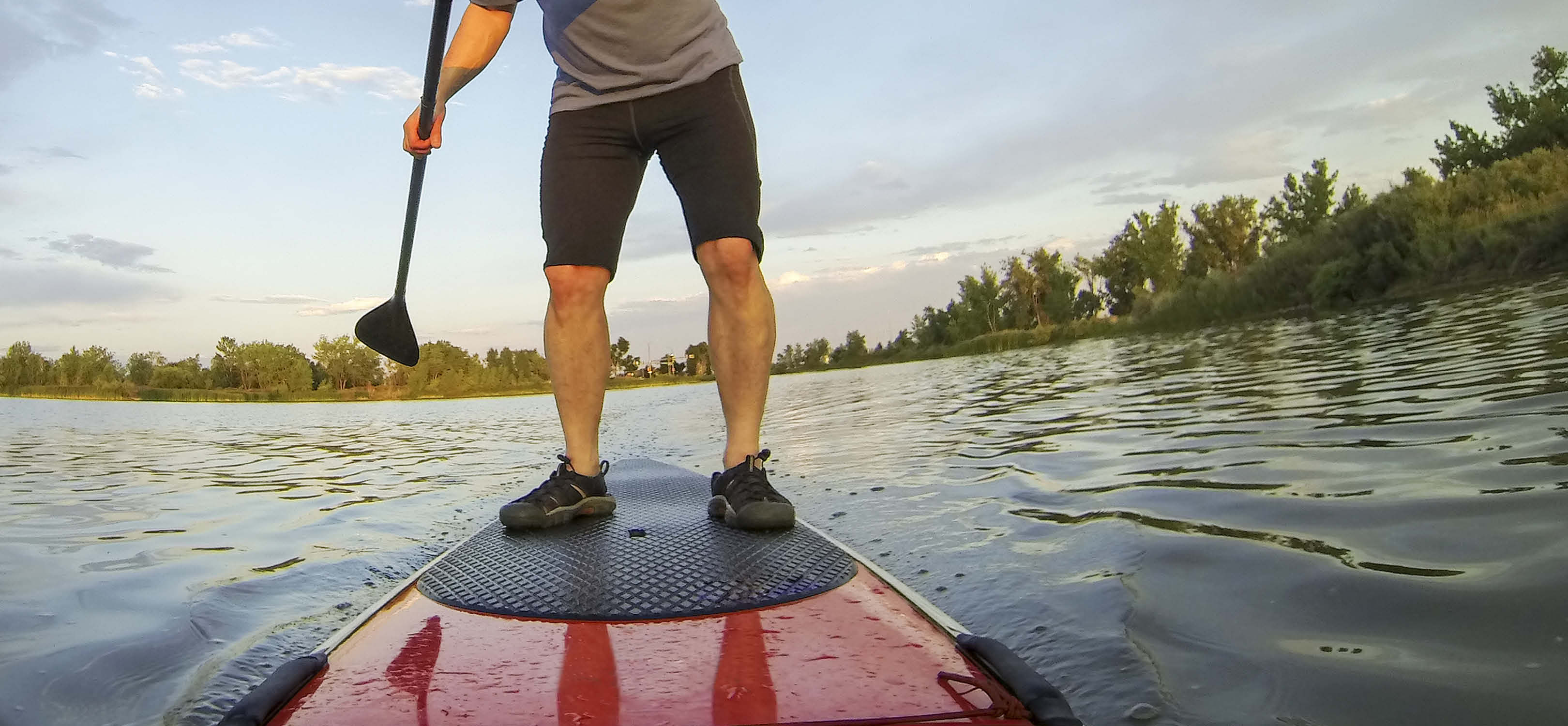 Stand Up Paddle Boarding: The Basics – Paddle Canada Certification