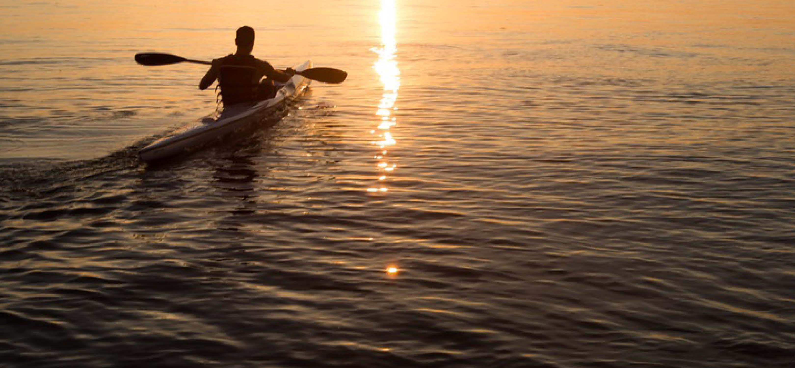 Introduction to Kayaking - Full Day - Basic Kayak Certification