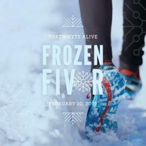 REGISTRATION CLOSED - Frozen Fiver