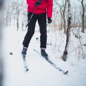 Beginner Cross-Country Ski Lessons