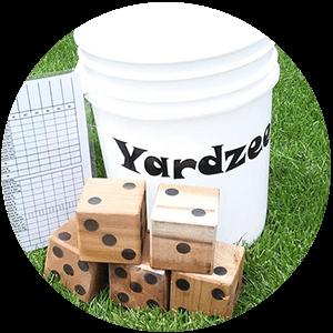 Yardzee Yard Game