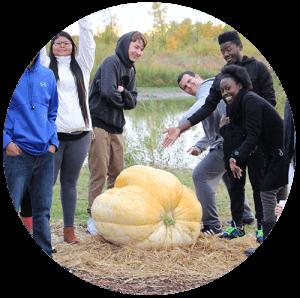 Giant Pumpkin Workshop