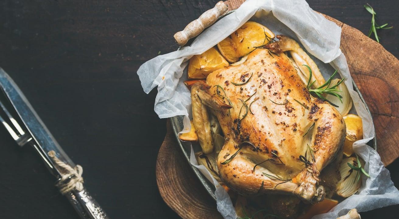 Chicken Pick-up