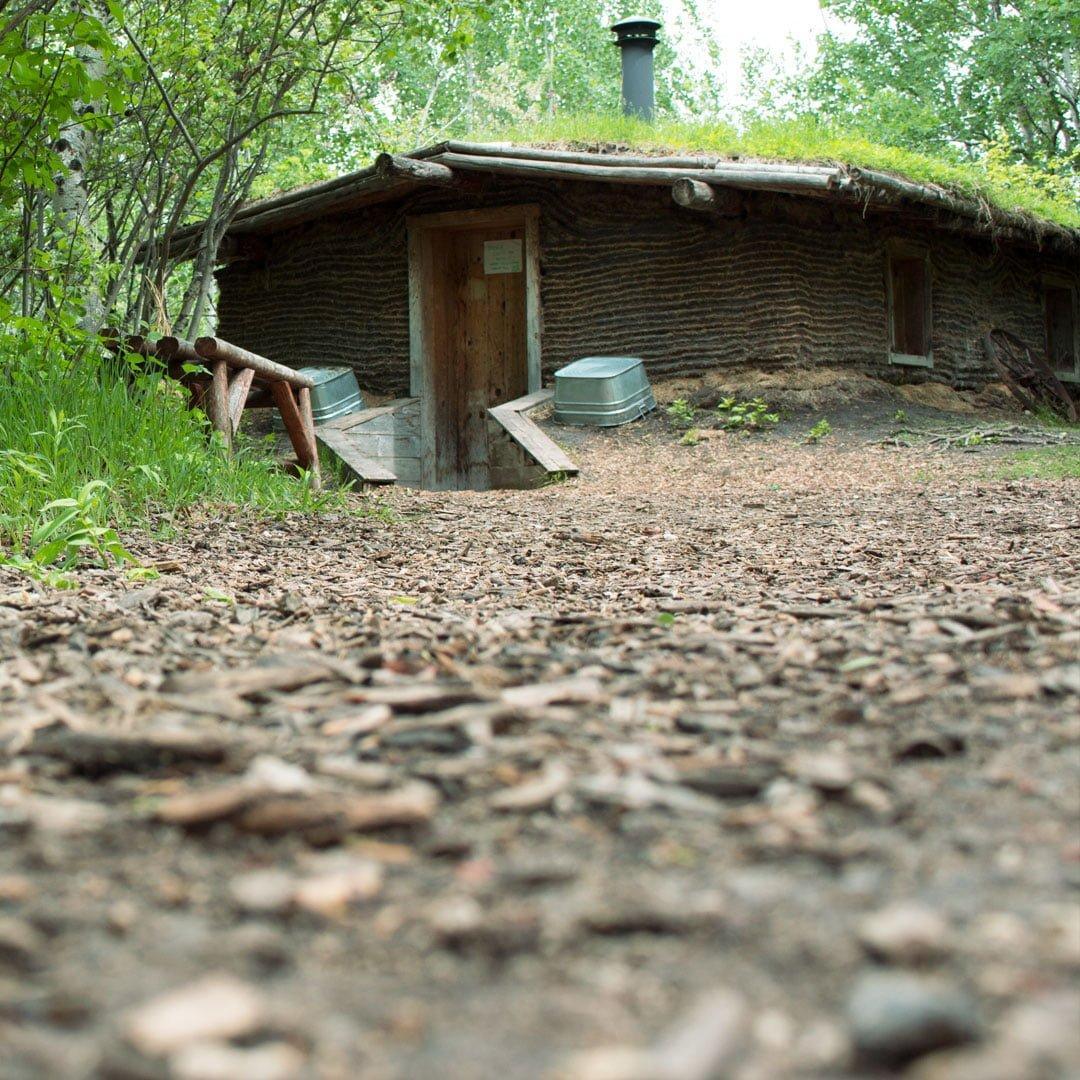 Sod House Pioneers