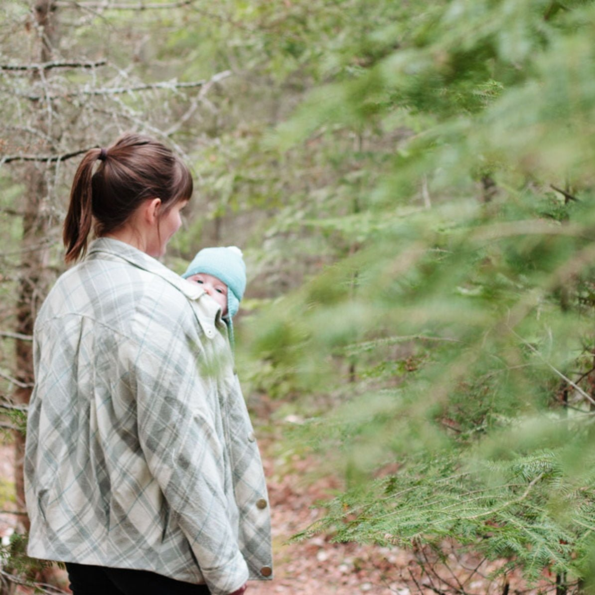 Fit 4 Two: Babywearing Hike