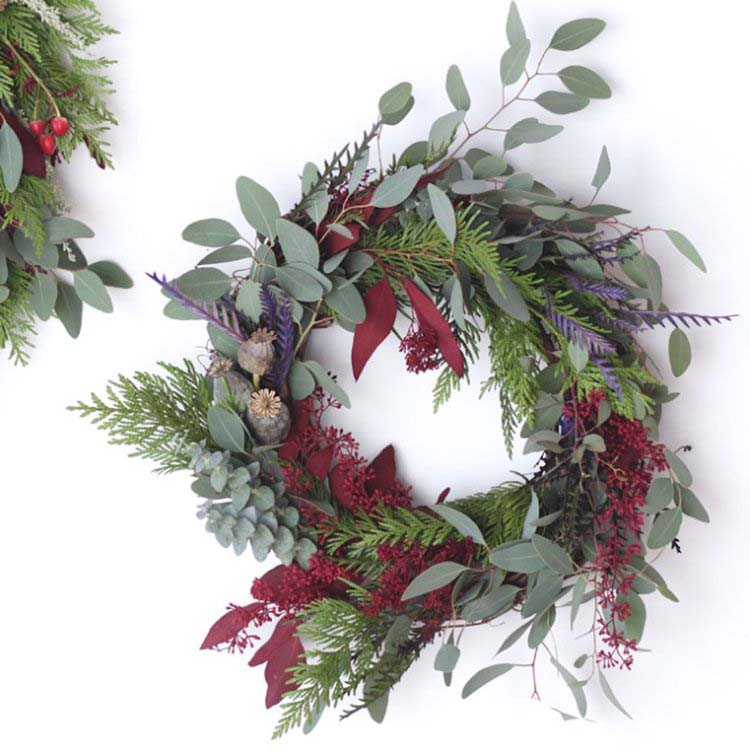 SOLD OUT - Winter Wreath Workshop