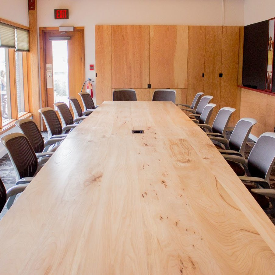 Doug Harvey Meeting Room at FortWhyte