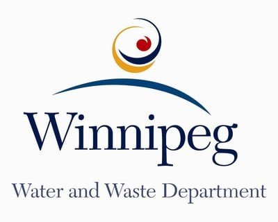City of Winnipeg Water and Waste logo