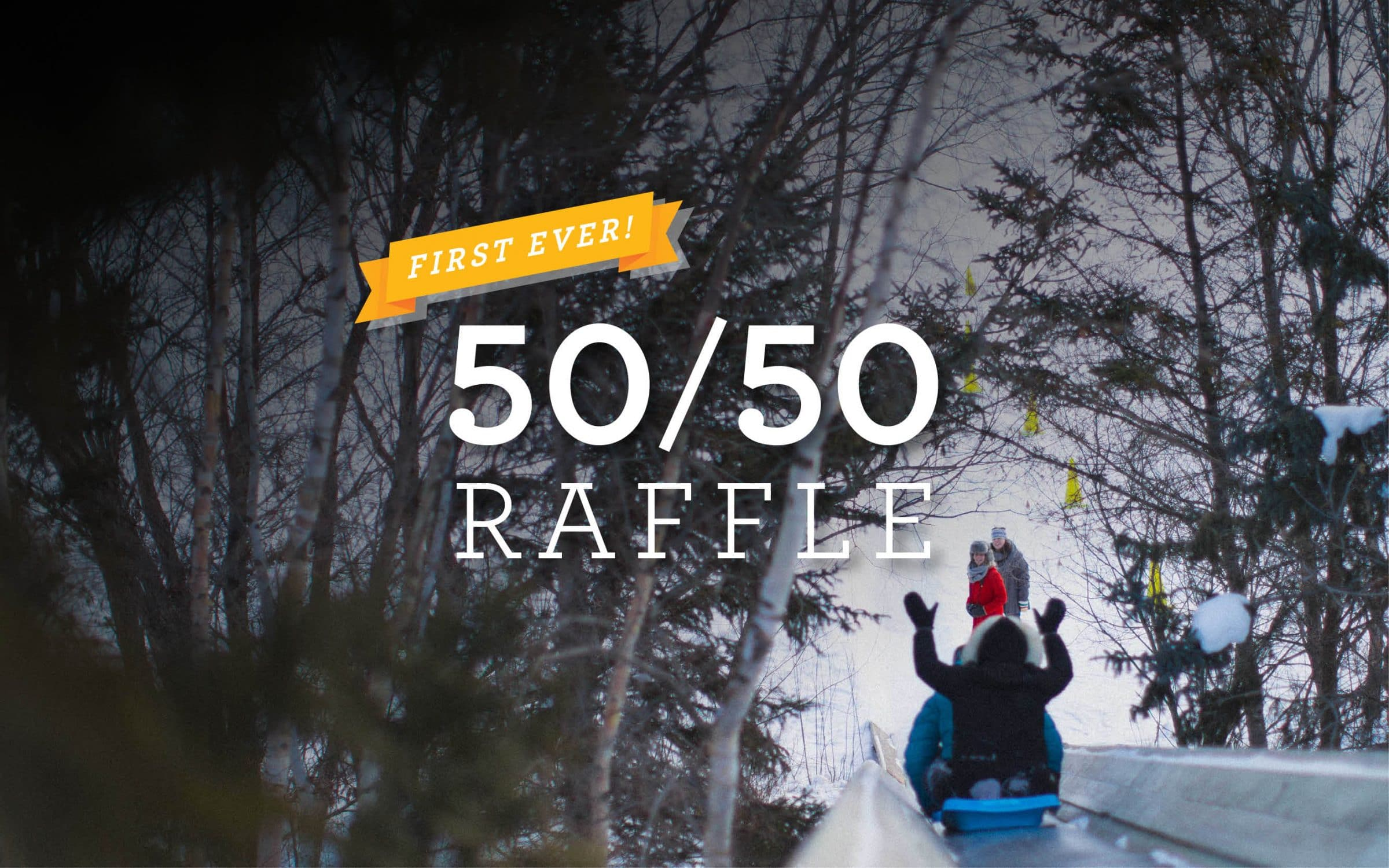 FortWhyte Alive's 50/50 Raffle